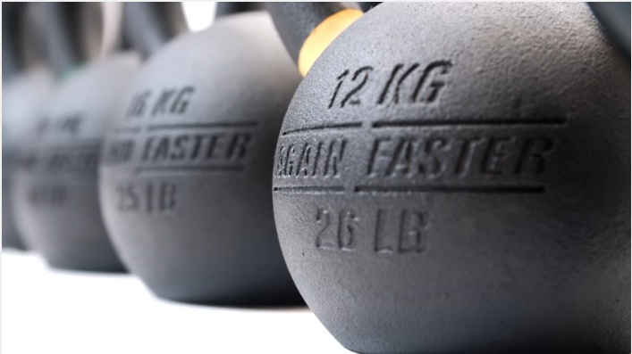 Again Faster Kettlebells Different Weights