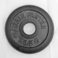 Cast Iron Olympic Plate