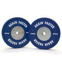 DEMO - Competition Bumper Plates 20 KG Pair
