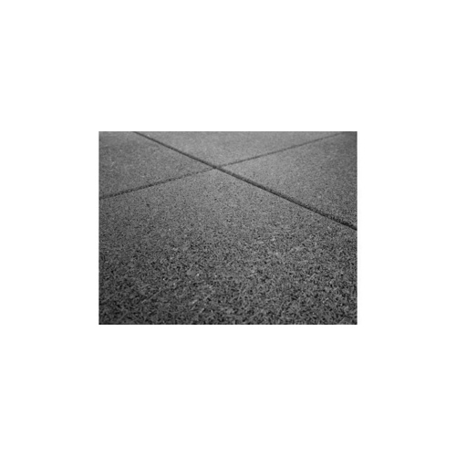 15mm Commercial Grade Rubber Flooring (Black)
