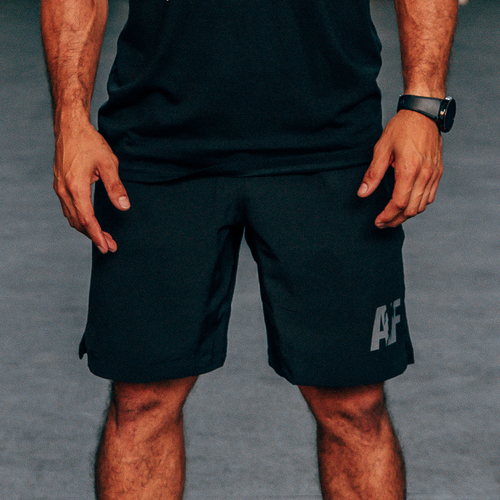 Men's AF Logo Evolution Speed Short Black